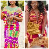 Be Proud Of Our Rich Ghanaian Culture; Here Are 'Kente' Styles You Need To See Before You Say 'I Do'