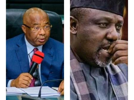 Rochas Okorocha's Spokesperson Cries Out Over What Gov Uzodimma Is Planning To Do To Him.