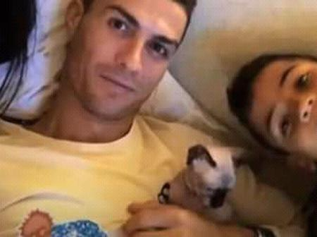 Cristiano Ronaldo And Girlfriend Heartbroken After A Loved One Got Involved In An Accident