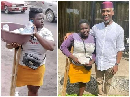 Rochas Okorocha's Son-in-law Gives Mary N1 Million, Check Out The Business She Intends To Startup