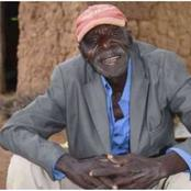 A man in Busia returns home after disappearing for 46 years