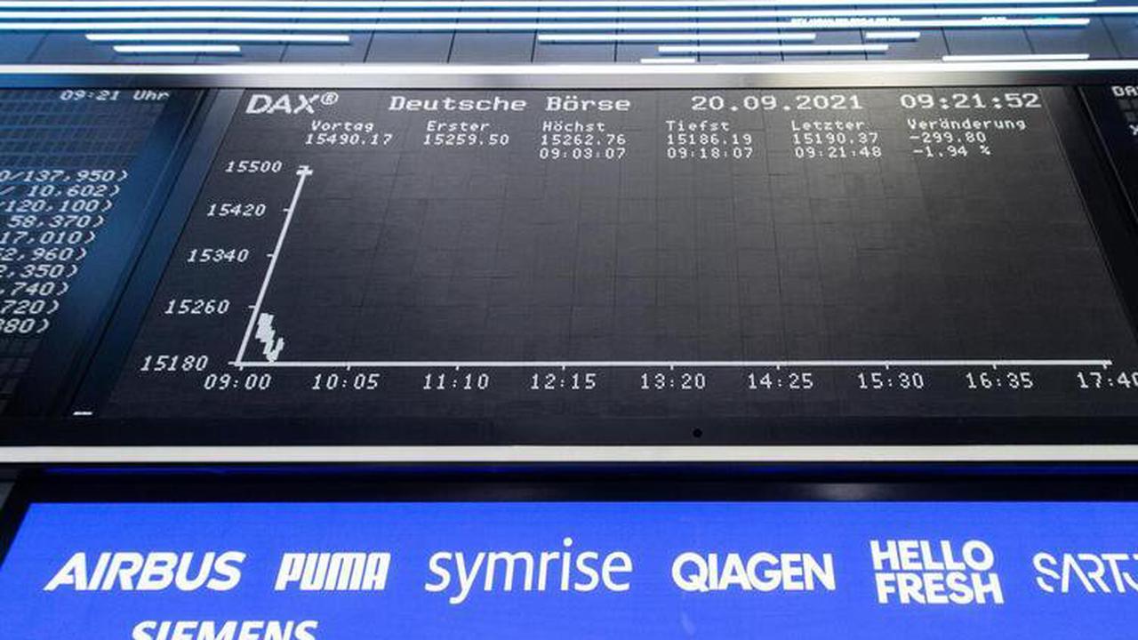 Erster Tag für zehn neue Dax-Konzerne - Wirtschaft