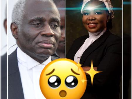 Meet The Female Lawyer Who Can Legally Outwit Tsatsu Tsikata With Two Statements (Opinion)