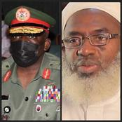 We Don't Want To Join Issues With You But Mind Your Utterances - Nigerian Army Cautions Sheikh Gumi