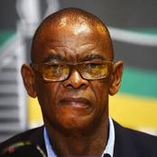 Ace Magashule receives a big blow and this might be the end of the road for him