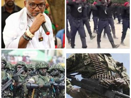 OPINION: The Informations That Nnamdi Kanu Released About ESN May Help The Nigerian Army
