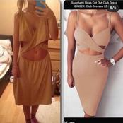 Hilarious pictures of what people ordered online vs what they got
