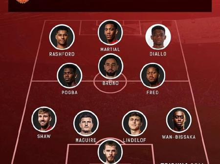 Opinion: 'Amad Diallo Has Arrived'- Could This Be Man United's Strongest Xi With Amad Diallo?