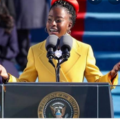Young Black Lady Who Read Peom At Biden's Inauguration Harassed By US Police