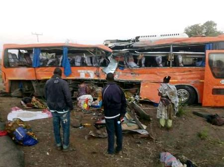 TRAGIC: Accident claims 17 lives