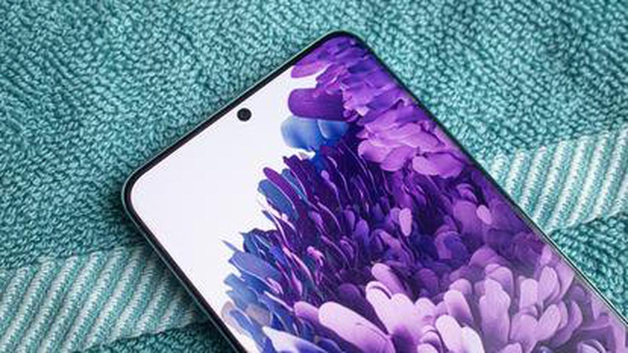 SFR: le Samsung Galaxy S20 FE 5G est disponible à partir de 1 euro avec le forfait mobile