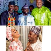 Actor Ali Nuhu And Others Sighted At The Wedding Party Of Director Alolo (PHOTOS)