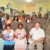 Prioritizing Rehabilitation in SA Prisons, Krugersdorp Inmates Receives a Boost in Changing Lives
