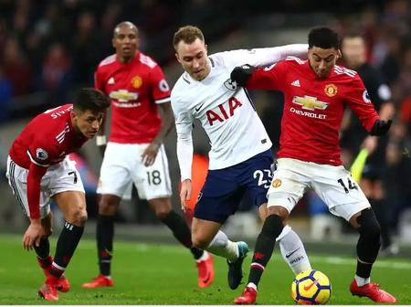 Manchester United v Tottenham: Good news for Manchester United FC.