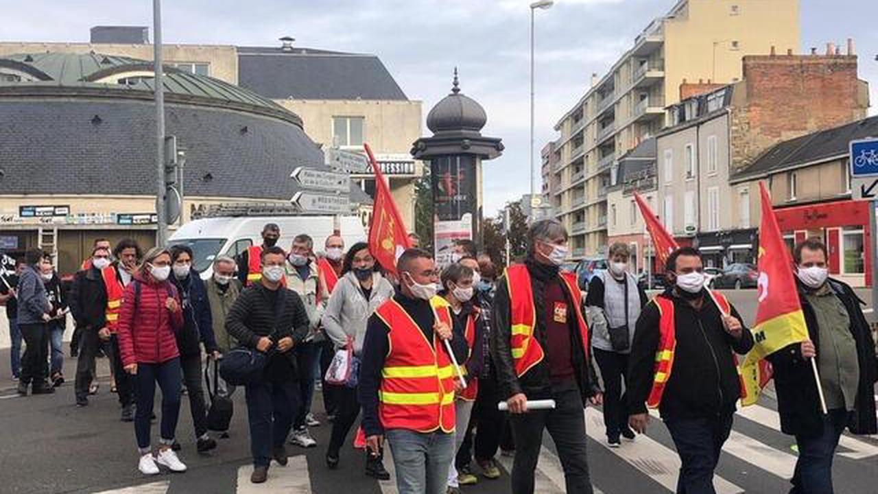 Earta. L'entreprise est reprise, 210 emplois sauvés - Nantes.maville.com