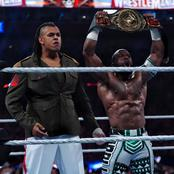 Nigeria Government Celebrates WWE Star For Winning a Belt at WrestleMania