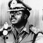 Out of His 6 Children, Meet the Only Surviving Son of General Murtala Muhammed