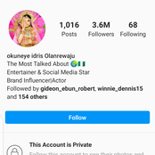 Bobrisky Restricts Instagram Account After Clash With Nkechi Blessing (Photos).