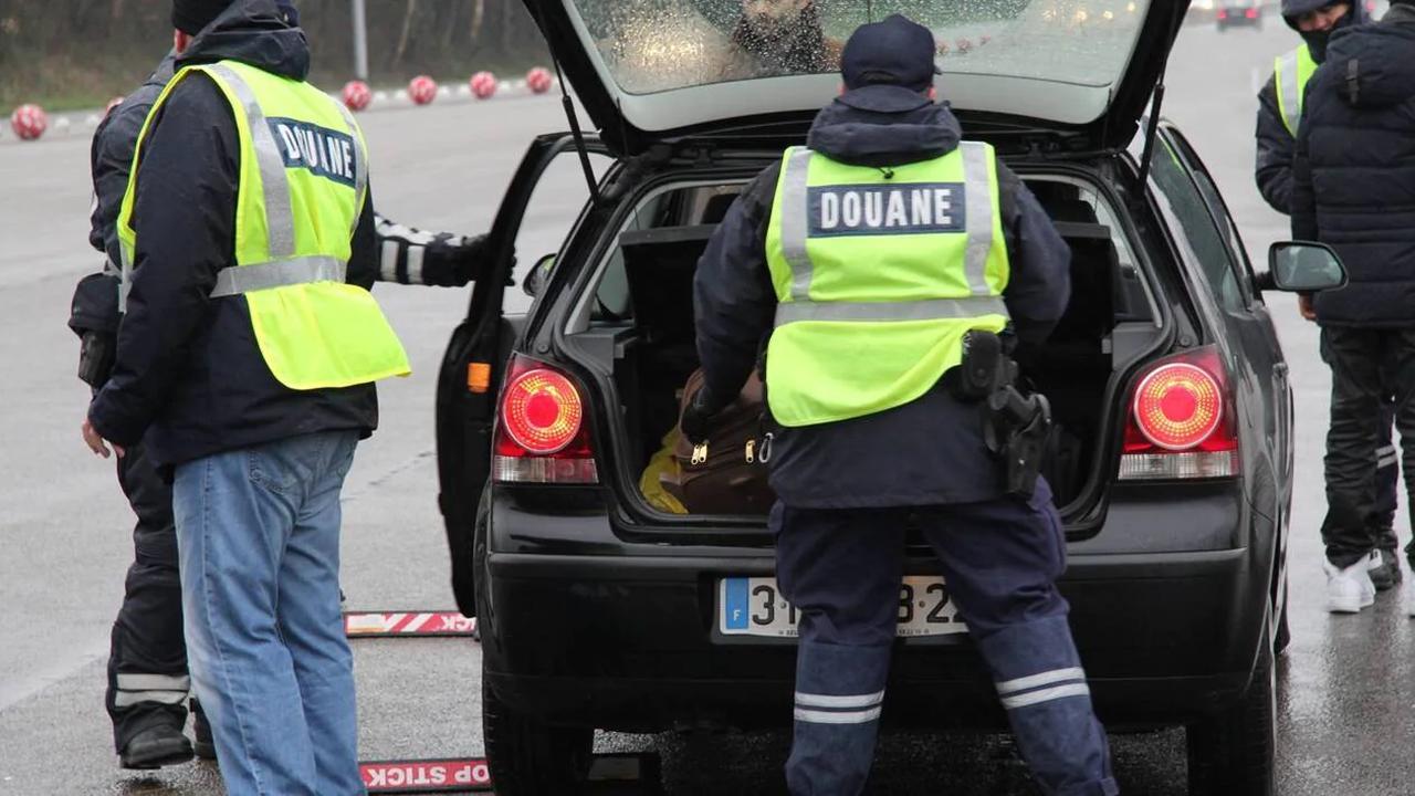 Arrêtés dans le Finistère, les deux Nantais transportaient 14kg de résine de cannabis