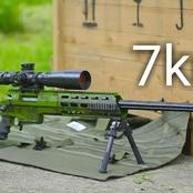 Russie : un Fusil capable d'atteindre une cible a 7Km
