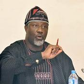 After President Buhari Took The Covid-19 Vaccine, See What Senator Dino Melaye Said About It