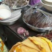 'Waakye' sellers' secret, Watch Out For This Before Buying 'Waakye'