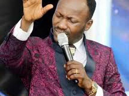 I Did Not Say That I Prayed for Covid-19 to Continue, It is an Enemy Pastor That Posted It: Suleman