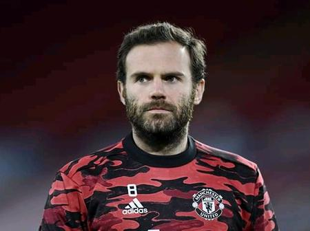 Solskjaer Reveals If Juan Mata Will Be Allowed To Leave Man United After This Season.