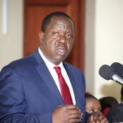 Matiangi Announces Revised Curfew Time To Run From 6PM-6 AM in Kapedo