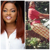 Pictures of Funke Akindele that show that hard work pays more than a mere pretty face