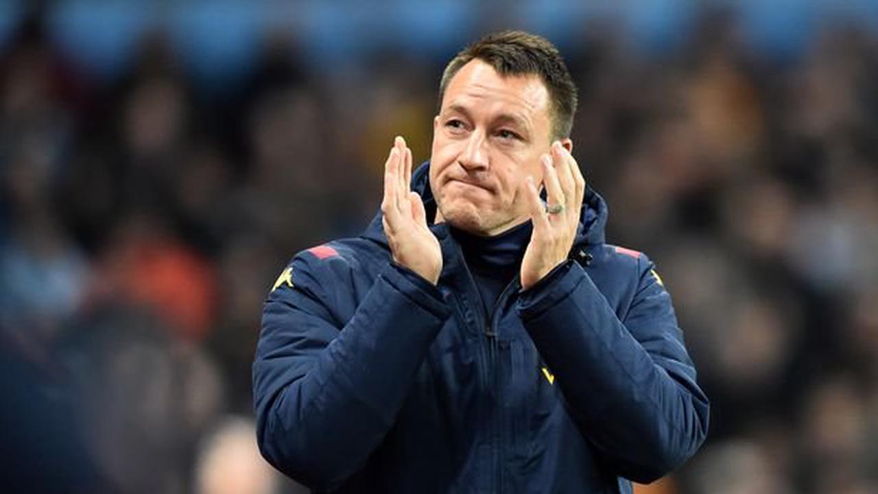 'Odd time' - Pundit makes John Terry claim after Aston Villa exit