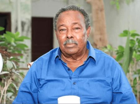 RIP, Somali Mourns Their Former President