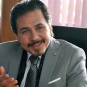 محمد رياض.. هذا هو عمله قبل التمثيل.. وهذا ابنه الأكبر