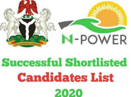 Npower Batch C: See how to check your pre-selection status from the portal