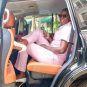 Reactions As Akothee Does This On A Live Video