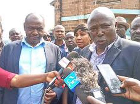 Kieleweke Wrangles Continues as Members Plan to Edge Out Amos Kimunya From Majority Leader Position
