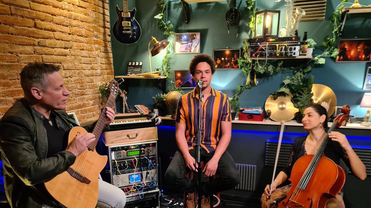 """Saint-Jean-Pla-de-Corts : Xavier Mateú, impatient de chanter en """"live"""""""