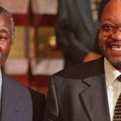 Gwede said Ajay Gupta first became a member of former president Thabo Mbeki's International Advisory