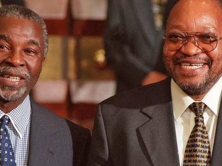 Gwede said Ajay Gupta first became a member of former president Thabo Mbeki's International Advisory