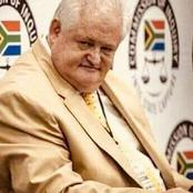 Bosasa's Angelo Agrizzi Had A Heart Attack And Surrounded By Nine Guards