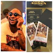 Davido Invited to Second Row Seat to Watch His Debut Hollywood Movie ''Coming to America 2''