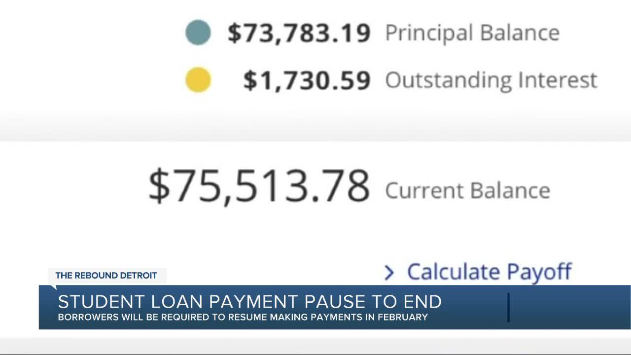 Pandemic-suspended student loan payments set to start again