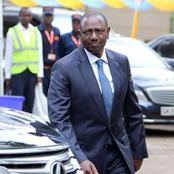 Fresh Details Emerge on how the Government Will Deal With DP William Ruto