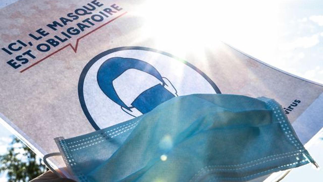 Coronavirus Covid-19 : le port du masque est obligatoire à Lyon