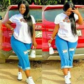 Priscilla, The Pretty And Curvy Ghanaian Police Officer Poses In New Photos