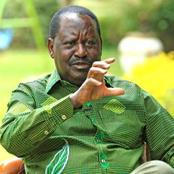 Talks of Leaders From Raila's Stronghold Wanting to Ditch ODM Sparks Reactions