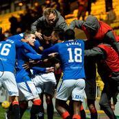 Bongani Zungu's Rangers won 1-0 as Alfredo Morelos scored a late winner.(Opinion)