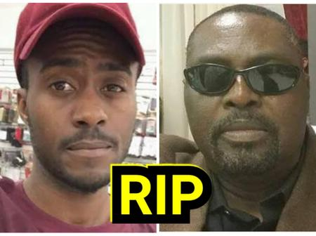 Photos: These Nigerians Were Shot Dead In The United States