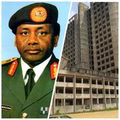 See 18-Storey Building Abandoned By Late Abacha That Has Turned To Lagos Criminal Hideouts