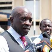 Lawyer Cliff Ombeta Hints at Vying for the Bonchari Parliamentary Seat Ahead of the By-election
